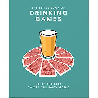 The Little Book of Drinking Games by Orange Hippo