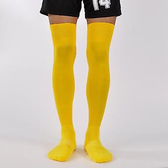 Chaussettes de football pour adultes Brothock Long, Male Thickening Towel Bottom Sports Socks