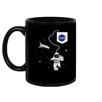 Nasa Astronautti ja laivamuki Unisex's -NASA Mallit