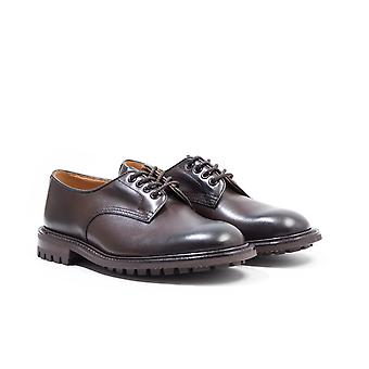 Tricker's Daniel Olivvia Leather Espresso Tramping Shoes