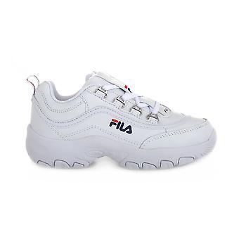 Fila Strada Low Junior 10107811FG universal todo el año zapatos para niños