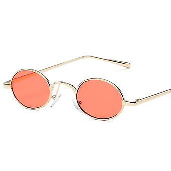 نظارات شمسية المرأة ريترو خمر نظارات فاخرة