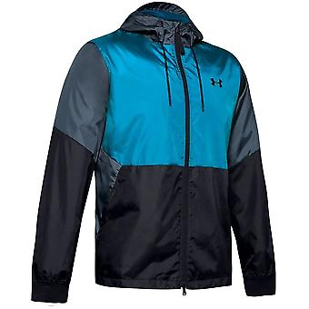 Under Armour Legacy Windbreaker Kurtka kolorowa z kapturem 1345405 417
