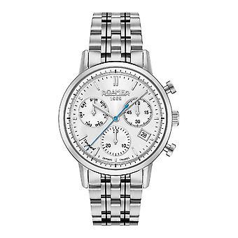 Roamer Vanguard Chrono 975819411590 Men's Watch Chronograph