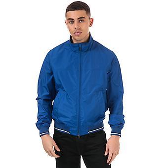 Men's Henri Lloyd Summer Tender Polytaslon Jacket in Blue