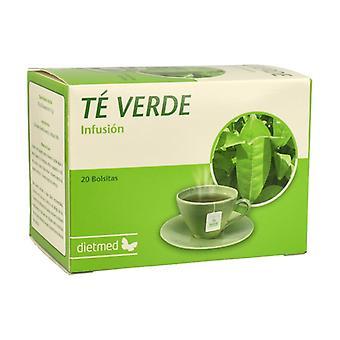 緑茶 20台