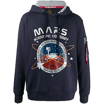 Mission zum Mars Hoody Sweatshirt
