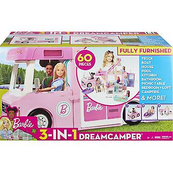 Barbie 3 In 1 Dream Camper