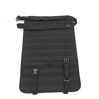 Universal Tactical Molle, panneau arrière de voiture, kit protecteur de siège de véhicule