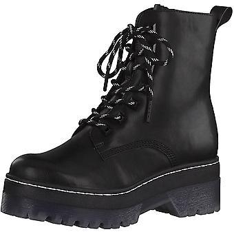 Chaussons Low Heels Noir Blanc