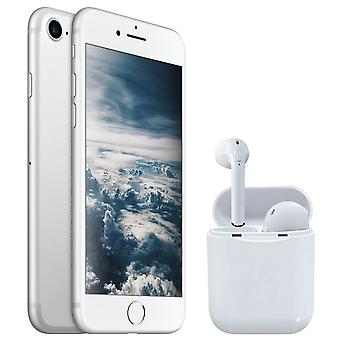 iPhone 7 Silver 32GB + Wireless Headphones