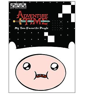 Adventure Time - My Two Favorite People [DVD] USA import