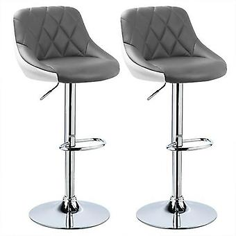 Bar Chair Modern Fashion Soft Kitchen Living Room Chairs Adjustable Lifting