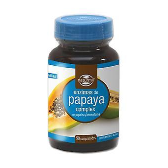 Papaya Enzymes 90 tablets