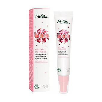 Organic fresh facial gel 40 ml of gel