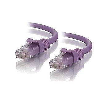 Alogic 30Cm Purple Cat6 Network Cable