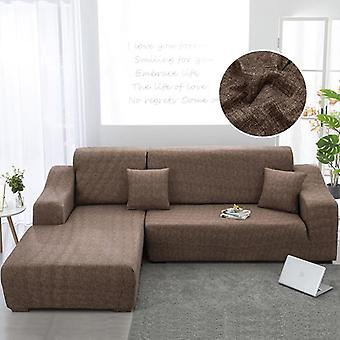 Elastische Couch Sofa Cover - Sectional Chair Cover