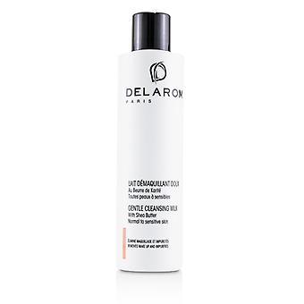 DELAROM Gentle Cleansing Milk - For Normal to Sensitive Skin 200ml/6.7oz