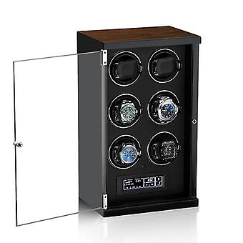 Automaattinen watch winder laatikko led valot