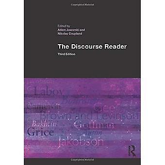 O Leitor do Discurso