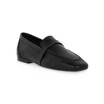 Frau black empire shoes