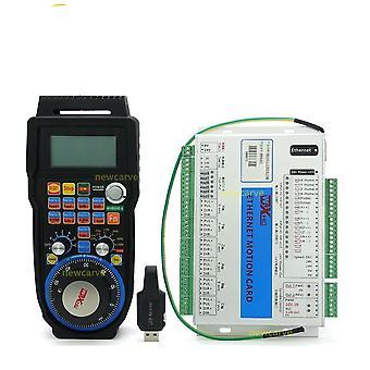 Zestaw kontrolerów Mach3 Xhc 2mhz Ethernet Breakout Board 3 4 6 Axis Motion Control