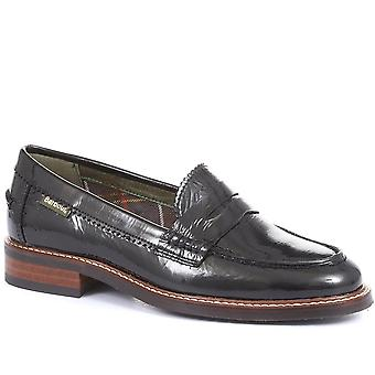 Barbour Womens Blenheim Penny Loafers
