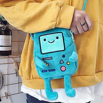 Crossbody Bag Shoulder Bags Plush Coin Bag Phone Bag Advanture Bag Toys For Children