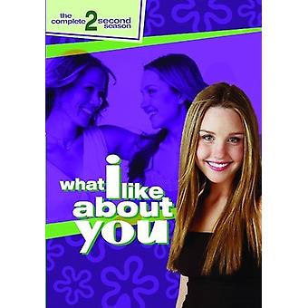 Was I Like About You: komplette zweite Ssn [DVD] USA Import