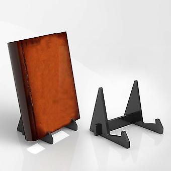 Acryl Buchstützen tragbare Buch Display Stand und Dokumenthalter