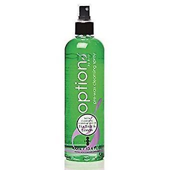 Hive Of Beauty Waxing Pre Cleansing Spray with Tea Tree & Lemon Spray - 400ml