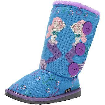 MUK LUKS Unisex-Child Girl's Malena Boots Fashion