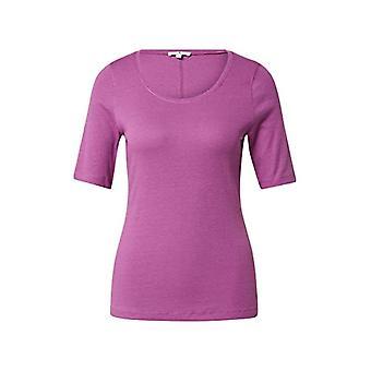 Tom Tailor 1023975 Basic T-Shirt, 26530-Plum Blossom Lilac, XL Women