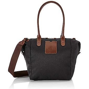Roeckl 74231-601, Unisex Adult Handbag, Black (Black (black 000)), 15x29x33 cm (B x H x T)