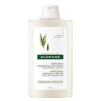 Shampoo to Oat Milk .- Klorane 400ml