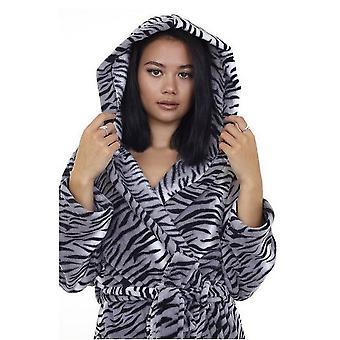 modig sjel kvinner tiger dressing kjole