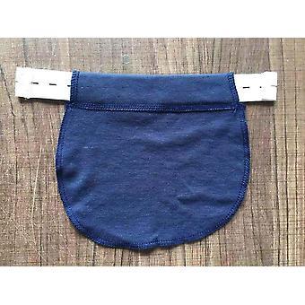 Boucle d'extension de pantalon de ceinture de bouton
