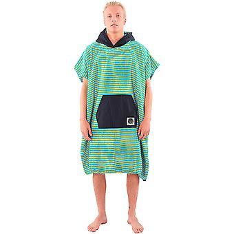 Rip Curl Surf Sok Handdoek met capuchon in blauw