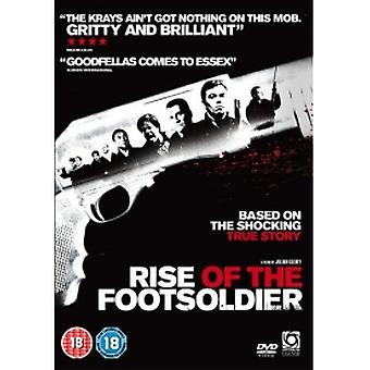 Rise Of The Footsoldier Single Disc Edition DVD