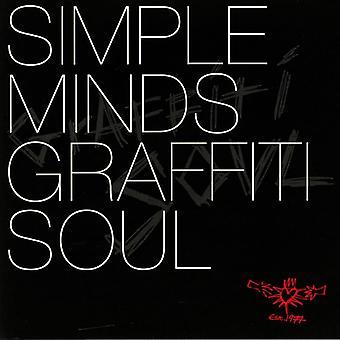 Simple Minds - Graffiti Soul Vinilo