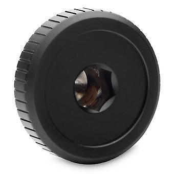 Bloques de agua EK EK-Quantum Torque Plug w/Badge - Negro