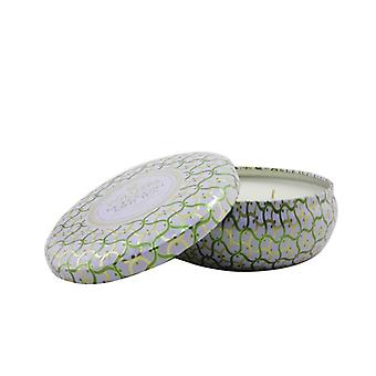 Voluspa 3 Wick Decorative Tin Candle - Moroccan Mint Tea 340g/12oz