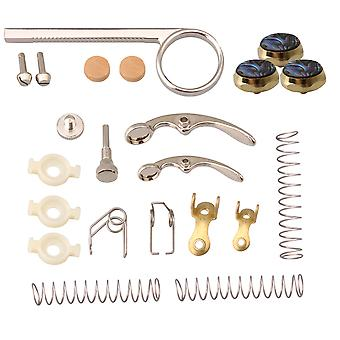 21 x Metal Trumpet Drain Valve Key Accessories & Trumpets Finger Buttons