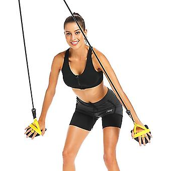 Arm Strength Trainer Fitness Resistance Bands Swimming Exercise Webbed Paddle Workout Professional