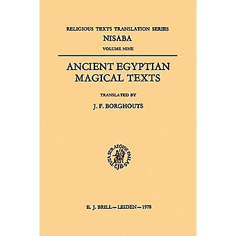 Ancient Egyptian Magical Texts by Edited and translated by J F Borghouts