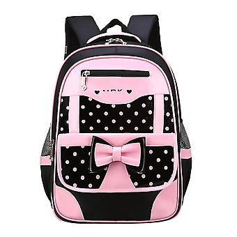 Girl School Backpack For 4-8 Years Old