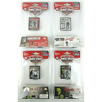 Worlds Smallest Mega Horror Micro Figs USA import