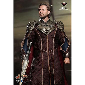 Jor El Figure (Russell Crowe) - Character -  MMS201 - 1:6...