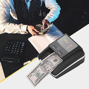 Bankjegydetektor akkumulátorral és hálózati adapterrel