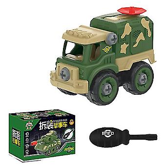 Jouet de voiture radar détachable pour enfants